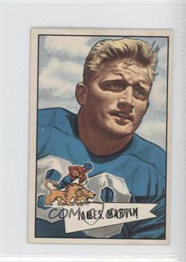 1952 Bowman Small #52 - [Missing]