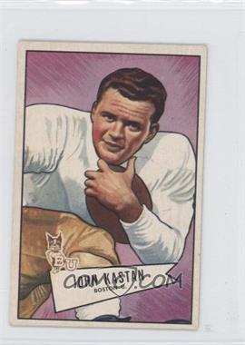 1952 Bowman Small #81 - Johnny Karras