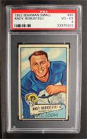 Andy Robustelli [PSA 4]