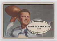Norm Van Brocklin [PoortoFair]
