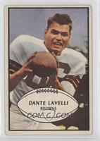 Dante Lavelli [Good to VG‑EX]
