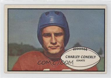 1953 Bowman #20 - Charlie Conerly