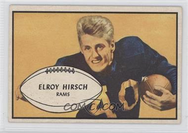 1953 Bowman #22 - Elroy Hirsch