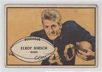 Elroy Hirsch [PoortoFair]