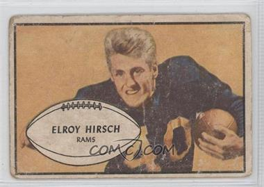 1953 Bowman #22 - Elroy Hirsch [Poor to Fair]