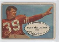 Hugh McElhenny [Poor to Fair]