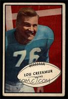 Lou Creekmur [VG]