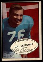 Lou Creekmur [EX]