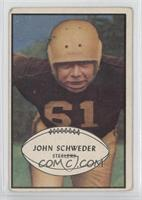 John Schweder [Good to VG‑EX]