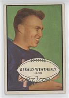 Gerald Weatherly