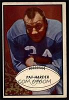 Pat Harder [VG EX]