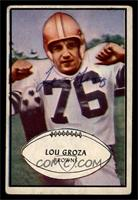 Lou Groza [Altered]