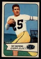 Ray Mathews [EXMT]
