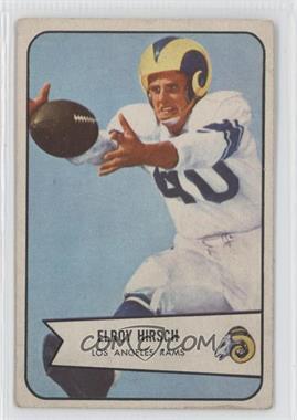 1954 Bowman - [Base] #32 - Elroy Hirsch [GoodtoVG‑EX]