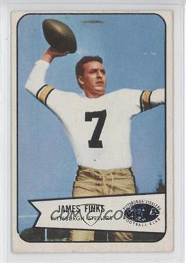 1954 Bowman - [Base] #61 - Jim Finks