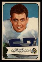 Don Paul [EXMT]