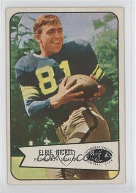1954 Bowman #108 - Elbie Nickel