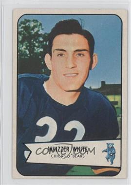 1954 Bowman #125 - Whizzer White