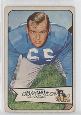 1954 Bowman #29 - Les Bingaman [GoodtoVG‑EX]