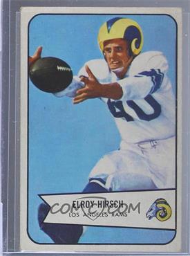 1954 Bowman #32 - Elroy Hirsch