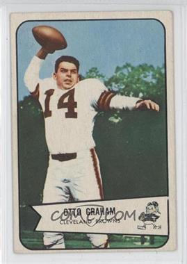 1954 Bowman #40 - Otto Graham