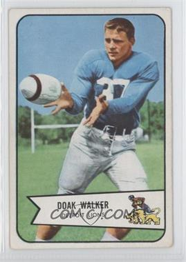 1954 Bowman #41 - Doak Walker [Good to VG‑EX]