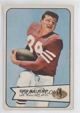 1954 Bowman #54 - Hugh McElhenny
