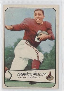 1954 Bowman #60 - Charley Trippi