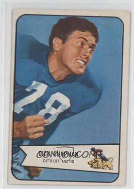 1954 Bowman #65 - Dick Chorovich