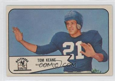 1954 Bowman #72 - Tom Keane