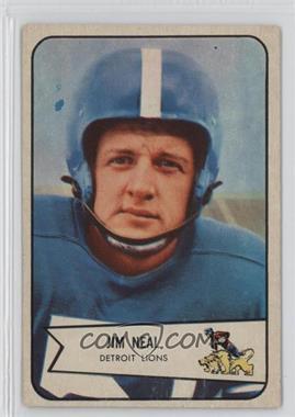 1954 Bowman #75 - Jim Neal