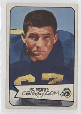 1954 Bowman #78 - Les Richter