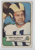Norm Van Brocklin [Good to VG‑EX]