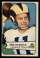 Norm Van Brocklin [EX]