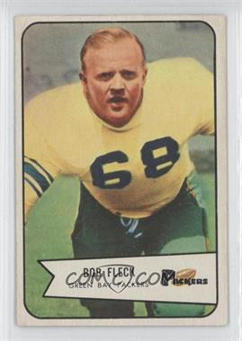 1954 Bowman #94 - Bob Fleck