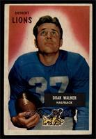 Doak Walker [EXMT]
