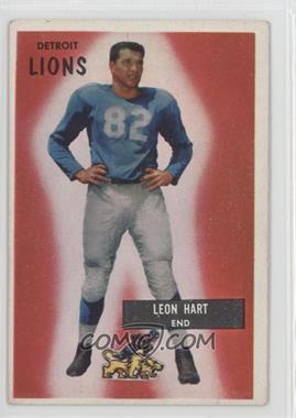 1955 Bowman - [Base] #19 - Leon Hart [GoodtoVG‑EX]