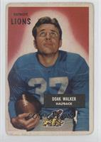 Doak Walker [Poor to Fair]