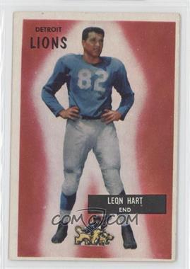 1955 Bowman #19 - Leon Hart [GoodtoVG‑EX]
