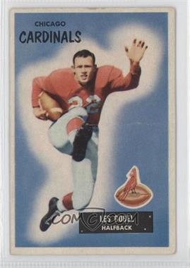 1955 Bowman #50 - Les Gobel [GoodtoVG‑EX]