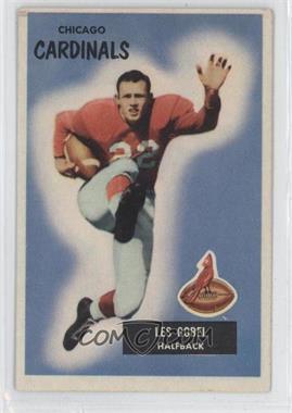 1955 Bowman #50 - Les Goble