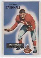 Pat Summerall [Altered]