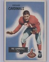Pat Summerall [Excellent‑Mint]