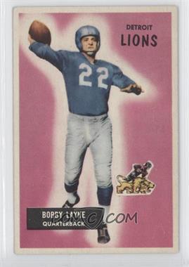 1955 Bowman #71 - Bobby Layne