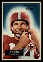 Y.A. Tittle [NM]