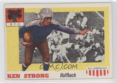 1955 Topps All American - [Base] #24 - Ken Strong