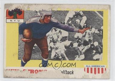 1955 Topps All American - [Base] #24 - Ken Strong [Poor]