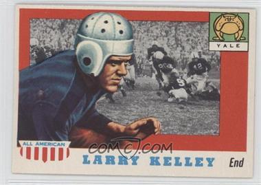 1955 Topps All American - [Base] #26 - Larry Kelley