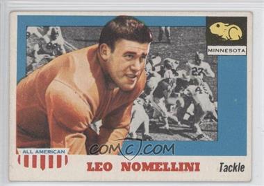 1955 Topps All American - [Base] #29 - Leo Nomellini