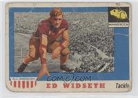 Ed Widseth [Poor]
